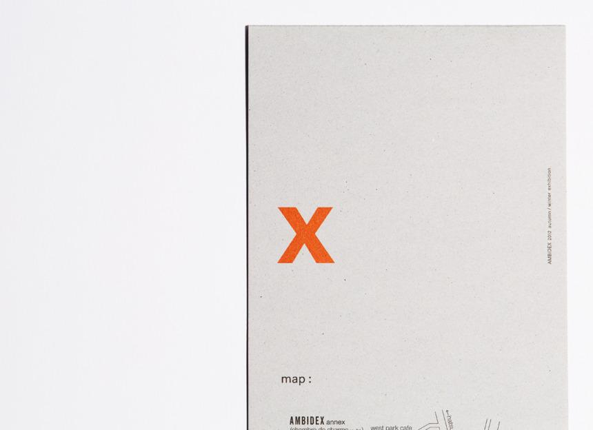 AMBIDEX 2012 AUTUMN / WINTER EXHIBITION DM