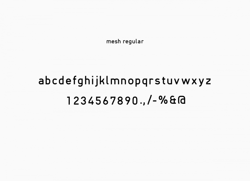 archimesh typeface