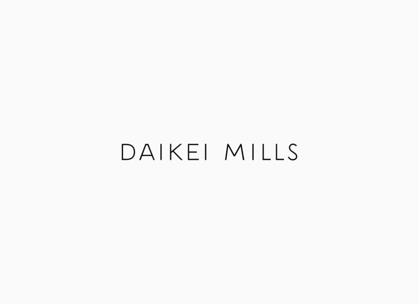 DAIKEI MILLS logo