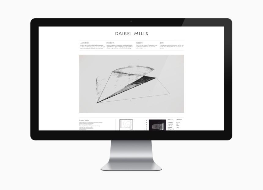 DAIKEI MILLS web