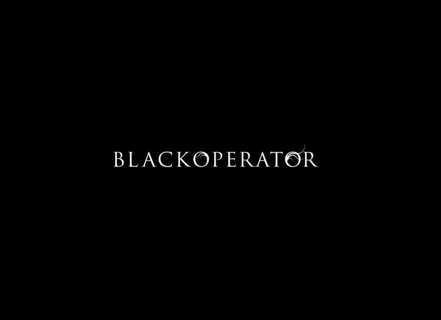 BLACKOPERATOR logo