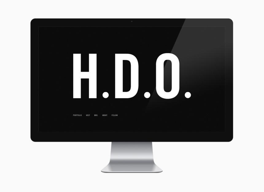 H.D.O. web