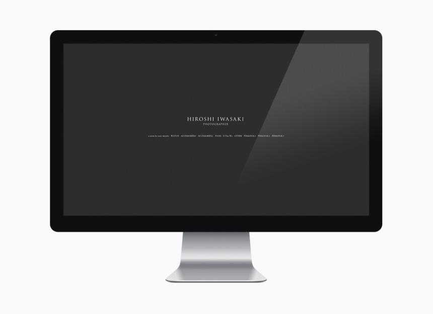 hiroshi iwasaki web