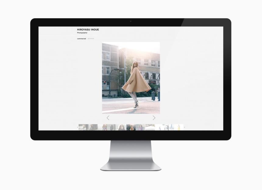 HIROYASU INOUE web