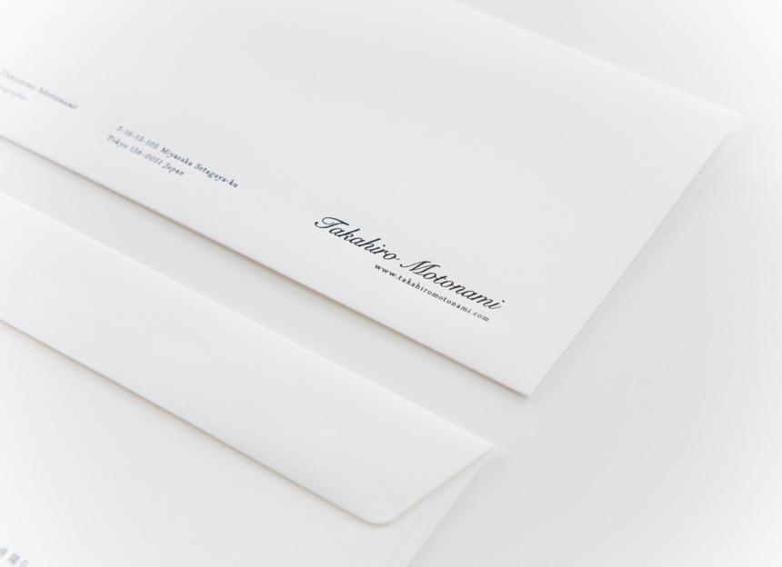 takahiro motonami envelop