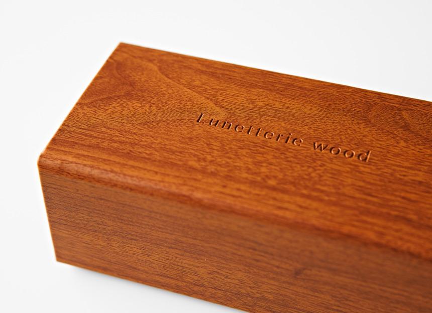 Lunetterie Wood logo