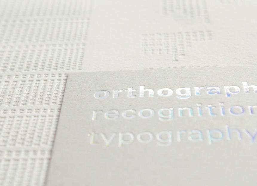 minimum typeface reference