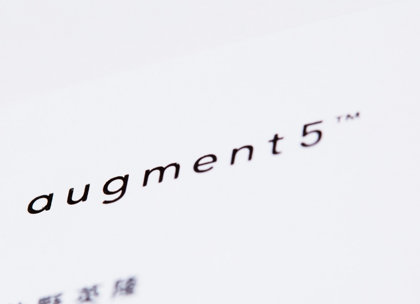 augment5 name card