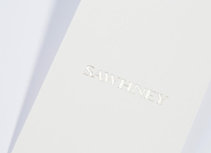 SAWHNEY name card