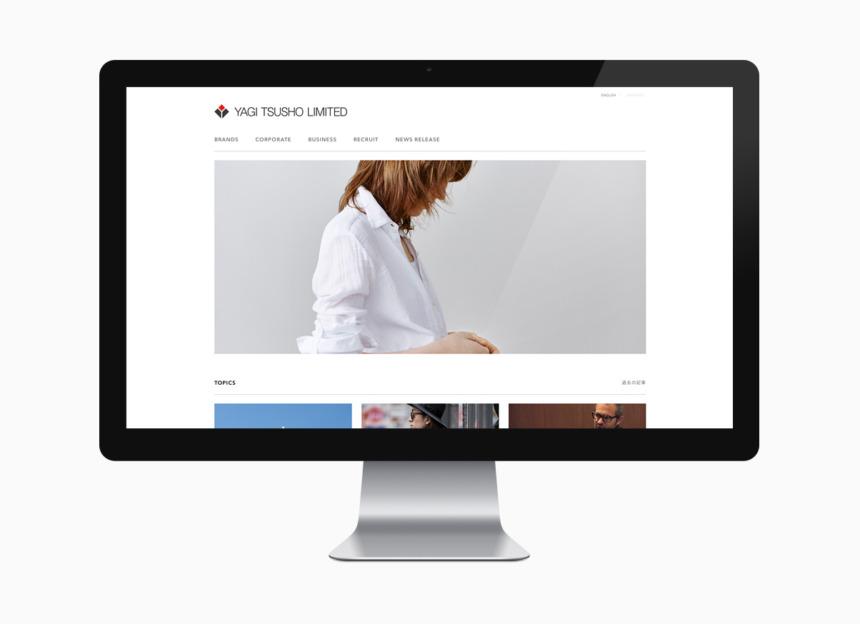 YAGI TSUSHO LIMITED web