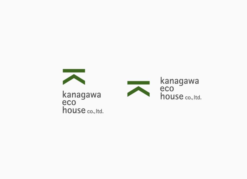 kanagawa eco house logo