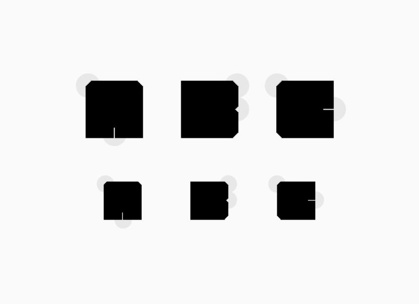 zainichi funk typeface