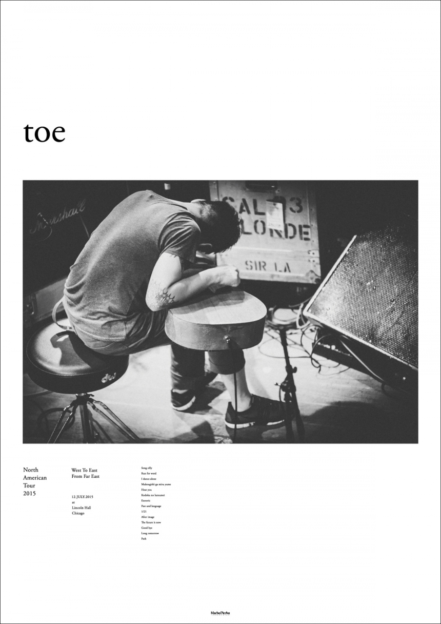 toe poster