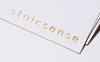 stoicsense name card