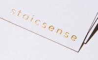 stoicsense name card