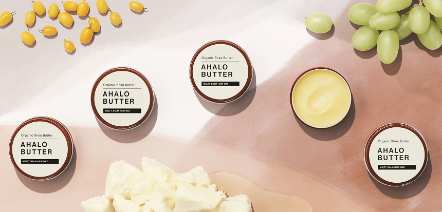 NSSG | AHALO BUTTER Styling Series